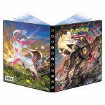 Portfolio Pokémon Noctali & Nymphali A5 - 4 Cases