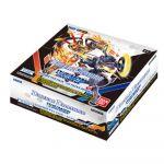 Boite de Boosters Anglais Digimon Card Game Boite de 24 Boosters - BT06 - Double Diamond