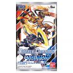 Booster en Anglais Digimon Card Game Booster BT06 - Double Diamond