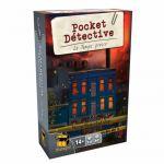 Jeu de Cartes Enquête Pocket Detective – Le temps presse