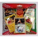 Coffret Pokémon Duopack 2 Boosters - EB02/EB04 - Morpeko,Ronflex,Verpom - Avec pin's