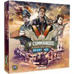 Stratégie Coopération V-Commandos - Extension Resistance + Sac en tissu