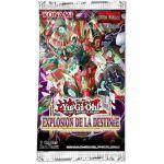 Booster en Français Yu-Gi-Oh! Explosion de la Destinée