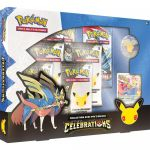 Coffret Pokémon EB7.5 Célébrations 25 Ans - Collection Pin's Deluxe Zacian