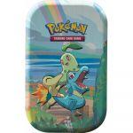 Pokébox Pokémon EB7.5 Célébrations 25 Ans - Mini Tin - Germignon, Héricendre et Kaiminus
