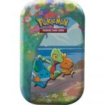 Pokébox Pokémon EB7.5 Célébrations 25 Ans - Mini Tin - Arcko, Poussifeu et Gobou