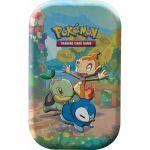 Pokébox Pokémon EB7.5 Célébrations 25 Ans - Tortipouss, Ouisticram et Tiplouf