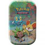 Pokébox Pokémon EB7.5 Célébrations 25 Ans - Marisson, Feunnec et Grenousse
