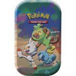 Pokébox Pokémon EB7.5 Célébrations 25 Ans - Ouistempo, Flambino et Larméléon