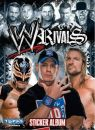 Produit D�riv� Slam Attax Album Pour Stickers Wwe Rivals