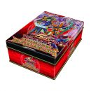 Tin Box Yu-Gi-Oh! Mini - Pack Du Duelliste Collection 2010 - Red