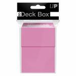Boites de Rangement Accessoires Deck Box Ultrapro - Rose