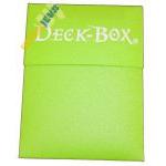 Boites de Rangement Accessoires Deck Box Ultrapro - Vert Clair