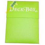 Deck Box  Deck Box Ultrapro - Vert Clair