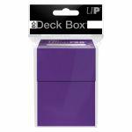 Boites de Rangement Accessoires Deck Box Ultrapro - Violet