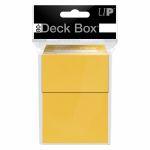 Boites de Rangement Accessoires Deck Box Ultrapro - Jaune