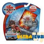 Bakuclip New Vestroia + Bakugan Gris