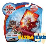Bakuclip New Vestroia + Bakugan Rouge