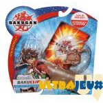 Bakuclip New Vestroia + Bakugan Marron