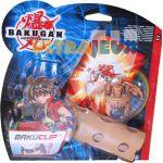 Boosters Packs Bakugan Bakuclip Solid + Bakugan Marron