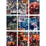 """Lots de Produits Duel Masters Set Complet Du Puzzle Duel Master """"edition De Base"""""""