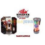 d�riv�s & accessoires Bakugan Bakucapsule + 1 Bakugan Subterra