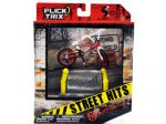 Finger BMX Flick Trix Street Hits - Poteau De Traffic