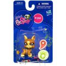 PetShop � l'unit� Littlest PetShop Le Chien Boston Terrier - 1789