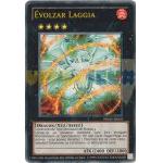 """Cartes Sp�ciales Yu-Gi-Oh! Carte G�ante """" Evolzar Laggia """""""