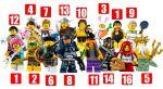Minifigures LEGO Minifigures Série 7 - 10 - Le Garçon De La Jungle