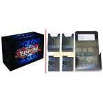 Boites de Rangement Yu-Gi-Oh! Deck Box Géante - Officiel Konami - Zexal Bleu