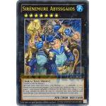 "Cartes Spéciales Yu-Gi-Oh! Carte Géante "" Syrènemure Abyssegaios """