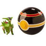 Figurine Pok�mon Clip'n Carry Pok� Ball  - Viridium+ Luxe Ball