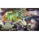 Tapis de Jeu Yu-Gi-Oh! Wcq National 2013 - Dracossac