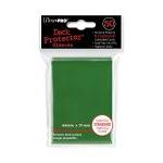 Protèges Cartes Accessoires Sleeves Ultra-pro Standard Par 50 Vert Foncé