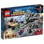 Super Heroes LEGO 76003 - La Bataille De Smallville