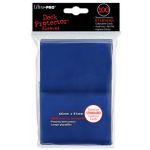 Protèges Cartes Accessoires Sleeves Ultra-pro Standard Par 100 Bleu Foncé