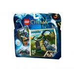 Legends Of Chima LEGO 70109 - Le Tourbillon Infernal