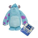 Peluche Monsters University Monstres et Cie Shake & Scare - Jacques Sullivan - 13 Cm