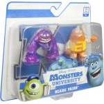 Figurine Monsters University Monstres et Cie Duo De Figurines - Art & Georges- 5cm