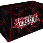 Boites de Rangement Yu-Gi-Oh! Deck Box G�ante - Officiel Konami - Zexal Rouge