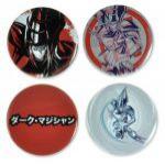 Produits Dérivés Yu-Gi-Oh! Lot De 4 Pin's  Magicien Sombre