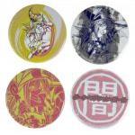 Produits Dérivés Yu-Gi-Oh! Lot De 4 Pin's  Magicienne Des Ténèbres