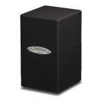 Boites de Rangement Accessoires Satin Tower Deck Box Noir