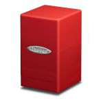 Deck Box  Satin Tower Deck Box Rouge