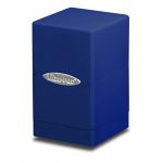 Deck Box  Satin Tower Deck Box Bleu Foncé