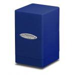 Boites de Rangement Accessoires Satin Tower Deck Box Bleu Foncé