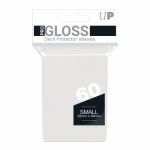 Prot�ges Cartes Format JAP Accessoires Sleeves Ultra-pro Mini Par 60 Transparent