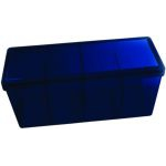 Boites de Rangement Yu-Gi-Oh! Bo�te De Rangement Dragon Shield 4 Compartiments - Bleu