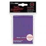 Protèges Cartes Accessoires Sleeves Ultra-pro Standard Par 50 Violet